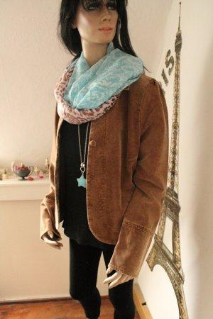 Cord - Blazer * Braun * Herbst * kaum getragen * sehr guter Zustand *
