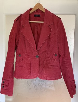 Vero Moda Denim Blazer raspberry-red