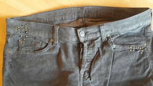 7 For All Mankind Pantalón de pana gris