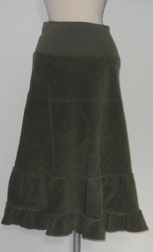 Circle Skirt ocher