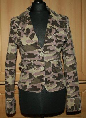 Cordblazer Camouflage Amisu Gr. 36