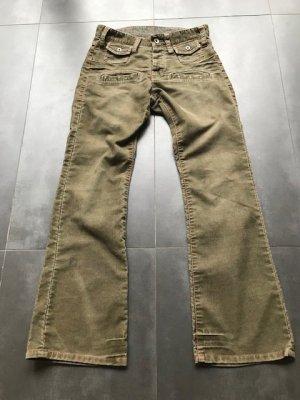 G-Star Raw Pantalón de pana caqui