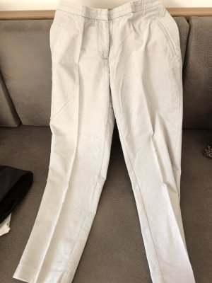 H&M Corduroy Trousers oatmeal