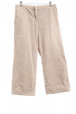 Cordhose beige Street-Fashion-Look