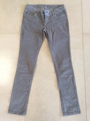 Colins Corduroy Trousers silver-colored