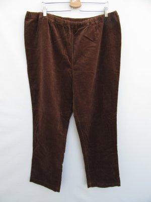Vintage Corduroy Trousers brown