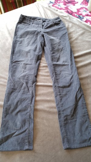 Blue Motion Corduroy Trousers grey