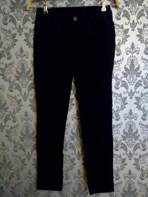 Pantalón de pana negro