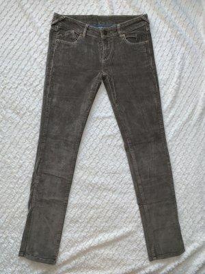 Corduroy Trousers light brown