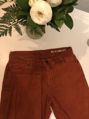 Marc O'Polo Pantalón de pana naranja
