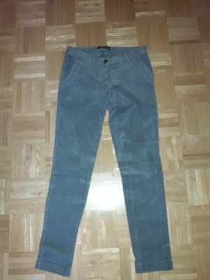 Maison Scotch Pantalon chinos gris ardoise-bleu pâle