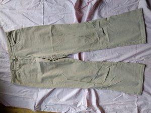 Cecilia Classics Pantalone di velluto a coste sabbia