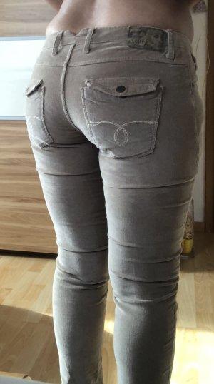 Alcott Pantalone di velluto a coste beige