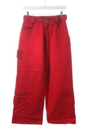 Cordon Cargohose rot sportlicher Stil