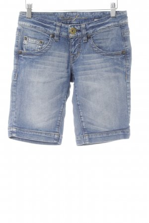 Cordon Shorts blassblau Casual-Look
