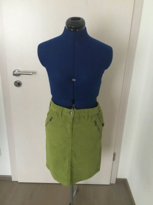 Woman by Tchibo Stretch Skirt grass green