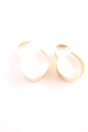 Cornelia Webb Gold Earring gold-colored simple style
