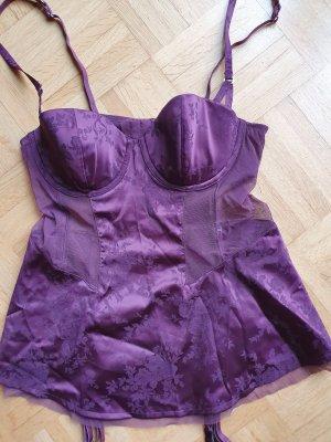 Pink Victoria's Secret Corsage bordeaux-purple