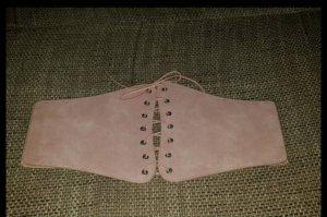 Tally Weijl Cinturón de cadera color rosa dorado