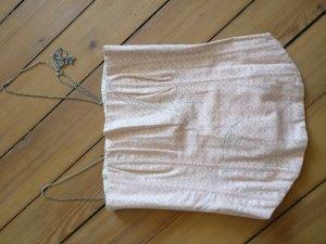 Corsage Top multicolored cotton