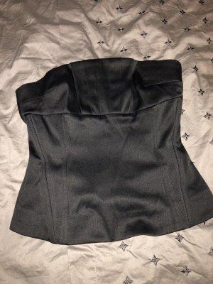 H&M Corsage topje zwart