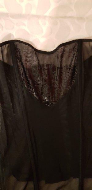 corsage set mit String Pailetten oder Spitze neu