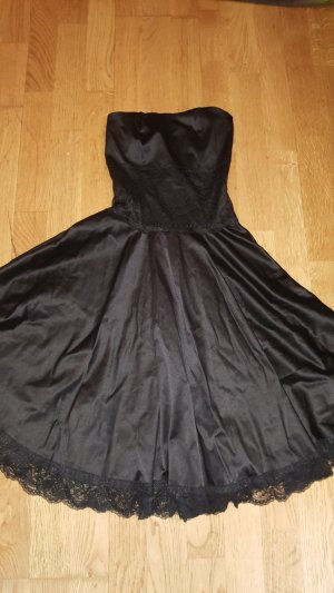 Corsagen Cocktail Kleid / Abendkleid / Ballkleid / Gr. 34