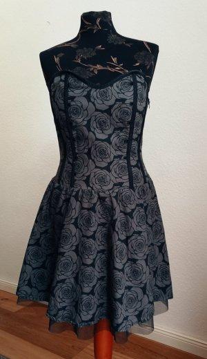 Corsagen Kleid Größe S Gothic Look