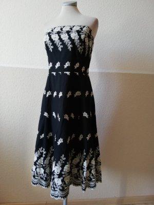 Corsagenkleid Bandeaukleid Kleid Midikleid Warehouse Gr. UK 16 EUR 44 XL neu