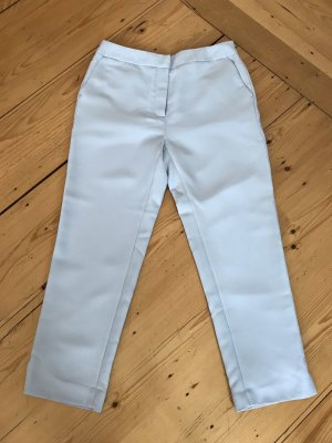 El Corte Ingles Pantalon taille basse bleu clair