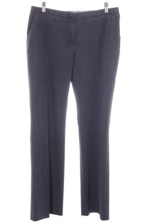 Cortefiel Pantalone a vita alta grigio ardesia stile semplice