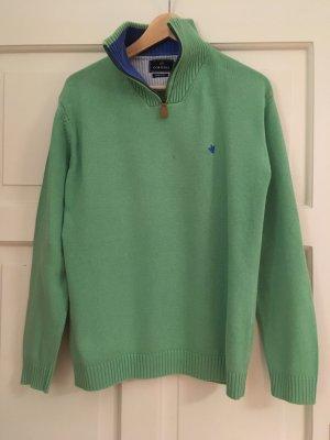 Cortefiel Pullover für Herren grün large