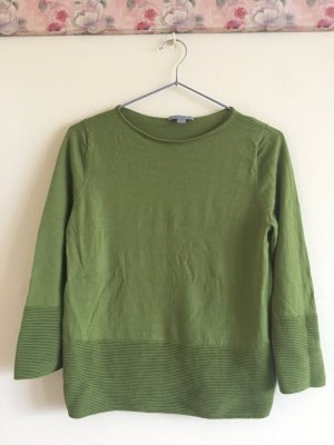 COS 3/4 Sleeve Top 100% Wolle