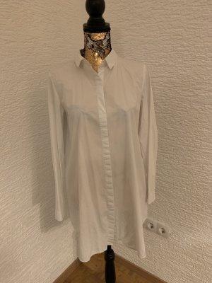 COS Long Sleeve Shirt white