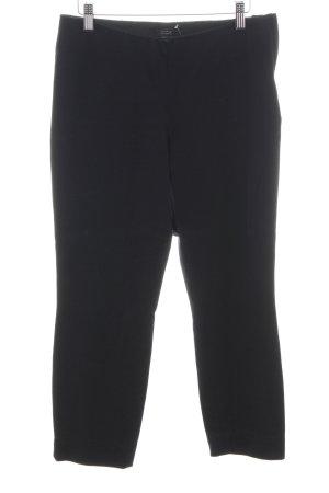 COS Pantalon 7/8 noir style décontracté