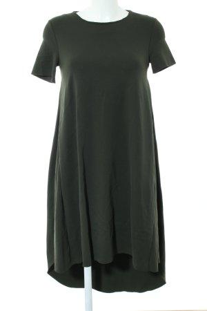 COS A-Linien Kleid khaki Casual-Look