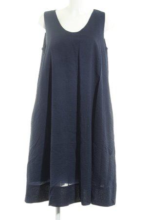 COS Vestido línea A azul oscuro estilo «business»