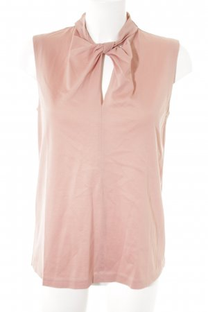COS A-Linien Top rosa schlichter Stil