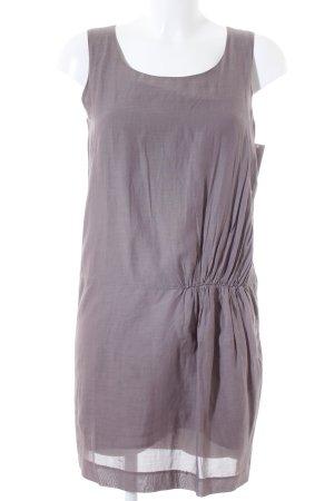 COS Abendkleid graubraun Casual-Look