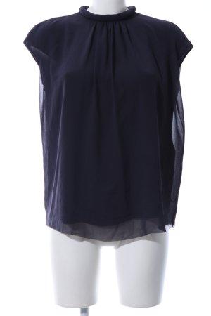 COS Blusa senza maniche blu stile casual