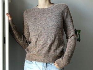 COS Maglione di lana multicolore