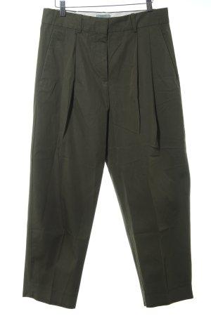 COS Pantalón de vestir verde bosque estilo boyfriend