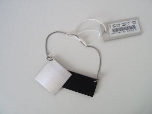 COS Armband silber/schwarz magnetisch NEU