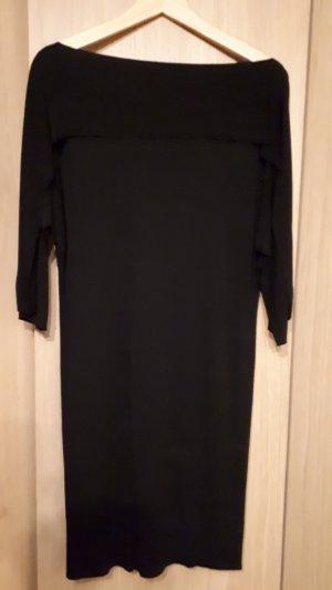 COS Evening Dress black viscose