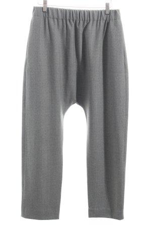 COS Baggy Pants grau Street-Fashion-Look