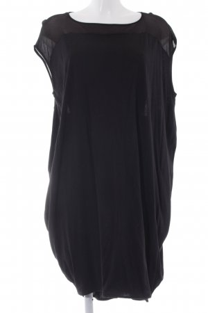 COS Robe ballon noir style transparent