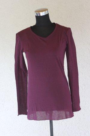 Cos Basic Shirt, lila, blogger, longsleeve