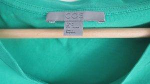 COS Baumwolle T-Shirt - Grün
