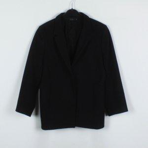 COS Blazer black wool