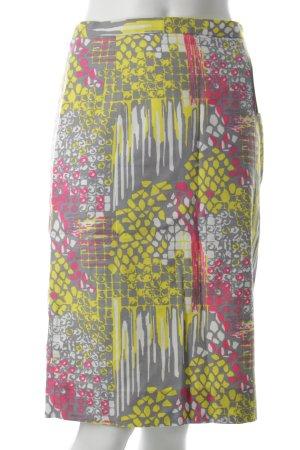 COS Bleistiftrock abstraktes Muster extravaganter Stil